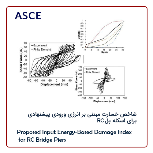 Proposed Input Energy-Based Damage Index for RC Bridge Piers