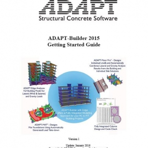 ADAPT-Builder 2015 Getting Started Guide