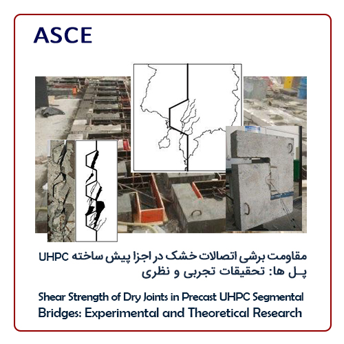 Shear Strength of Dry Joints in Precast UHPC Segmental Bridges: Experimental and Theoretical Research