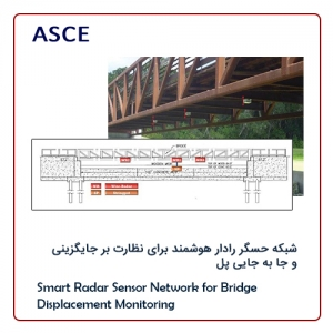 Smart Radar Sensor Network for Bridge Displacement Monitoring