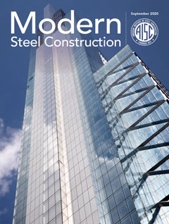 modern steel construction - sep 2020