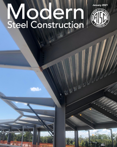 Modern Steel Construction-Jan 2021
