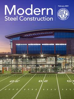 Modern Steel Construction-Feb 2021