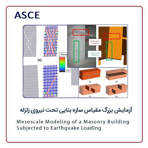 Mesoscale Modeling of a Masonry Building Subjected to Earthquake Loading