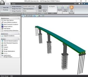 Pennoni Case Study: Relocating a Pier on a Steel Pedestrian Bridge